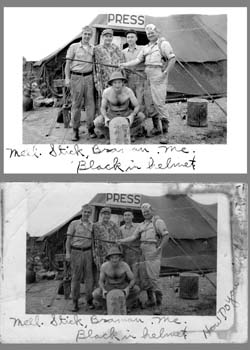 Old_and_New-WWII_-_Press_at_tent_-_Bill_Beall.jpg